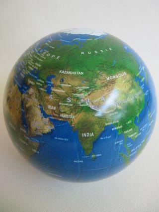 Magischer Globus,  Drehend,  Absoluter Blickfang,  Inkl.  Ersatz - Batterie, Bild