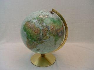 Alter Relief Globus Von Scan - Globe A/s Dänemark 1 : 41849600 Bild