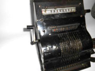 Rechenmaschine Alt,  Brunsviga 13zk Rechenmaschine Antik Bild