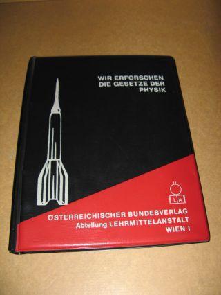 Öla - Experimentierbuch / Elektrotechnik,  Mechanik,  Optik,  Etc. Bild
