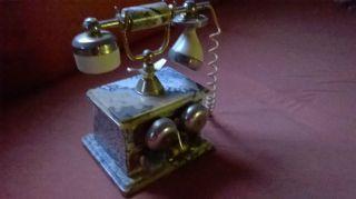 Altes Telefon Aus Italien Bild
