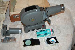 Leitz Prado 66 Projektor Mit Viel Zubehör Ernst Leitzgmbh Wetzlar Prado 66 Bild