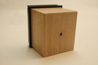 Lochkamera / Camera Obscura F.  Planfilmkassetten 9 X 12 Cm,  Lochblende 0,  4 Mm Bild