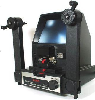 Goko Mm - 1 Motor - Filmbetrachter Flimmerfrei Bild
