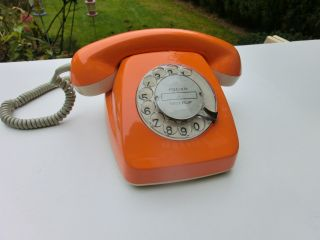 611 Telefon Post. Bild
