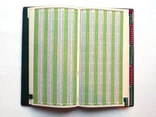 """Buch Tabellenwerk """"multi - Divi"""" – Addiator - Zubehör - Rechenmaschine Bild"""