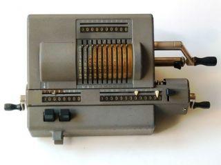 Odhner 239 - Rechenmaschine Bild