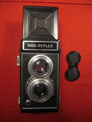 Spiegelreflexkamera Oga Reflex Bild