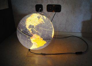 Globus Mit Beleuchtung | Technik Photographica Wissenschaftliche Instrumente Astronom