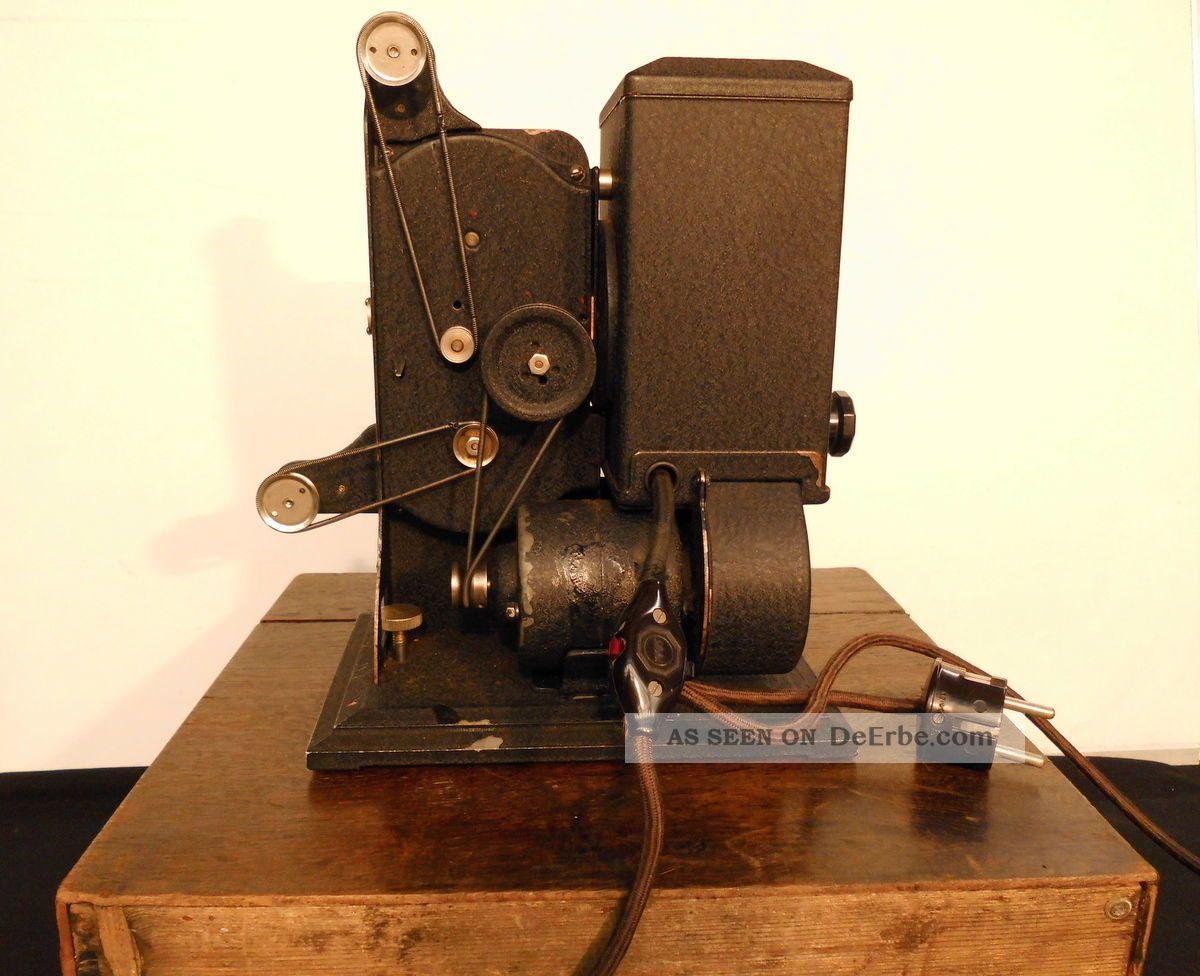 Kodascope 8 model 40 r 30er jahre funktionst chtig mit for Mobel 30er jahre