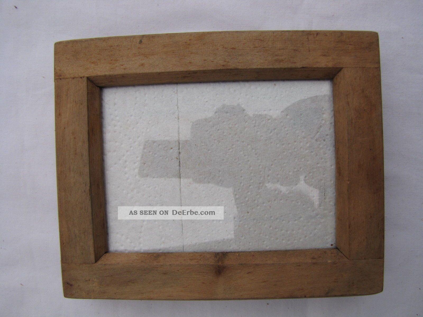 2 kopierrahmen holz vergr sserungs kassette glas. Black Bedroom Furniture Sets. Home Design Ideas