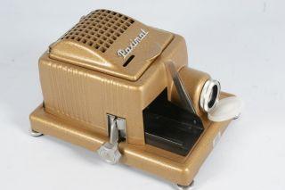 Dia - Projektor Braun Paximat Rarität Aus Den 50/60er Jahren Bild