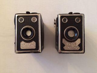 Balda Rollbox,  Um 1935,  Balda Frontbox,  1938,  Kameras,  6x9,  Deutschland Bild