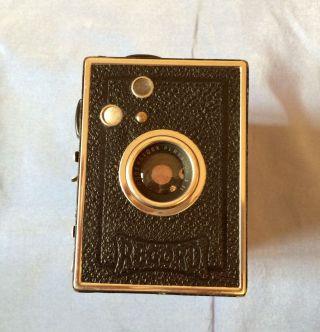 Balda Record,  Kamera,  6x9,  1933,  Deutschland,  Rodenstock Perliscop Bild