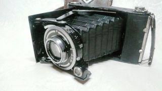 Rollfilmkamera Adox Sport Für Zwei Formate 6x9 / 6x6) Vario - Verschluss,  Antik Bild