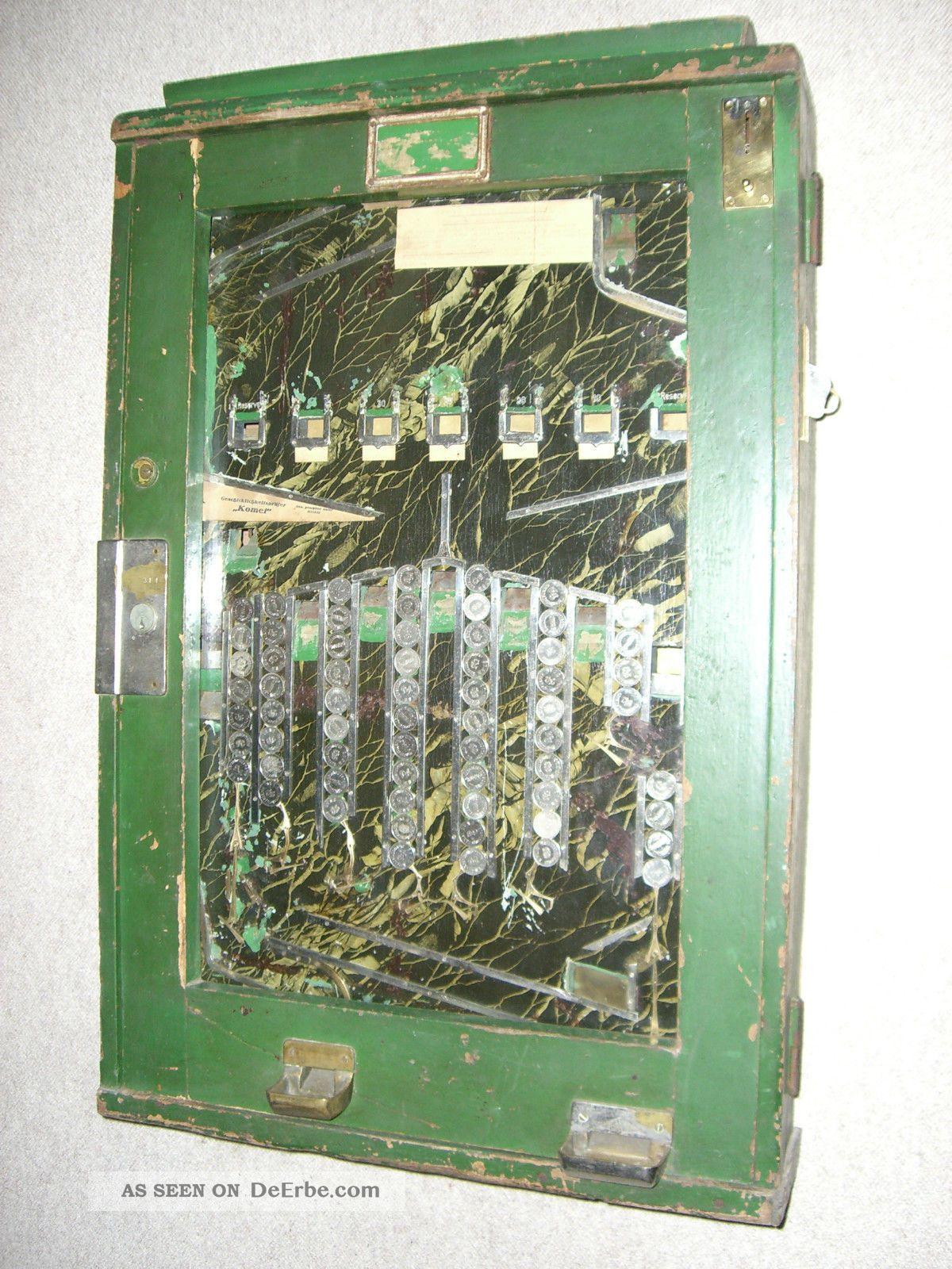 Fingerschlagautomat