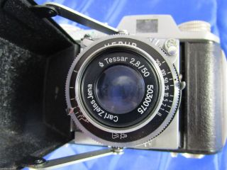 Welta Welti 1 Klappkamera Rar Sammler Stück Carl Zeiss Jena Vebur Camera Um 1940 Bild