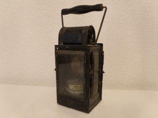 Orginal Karbidlampe Von J.  C.  Giessing Nürnberg Bild