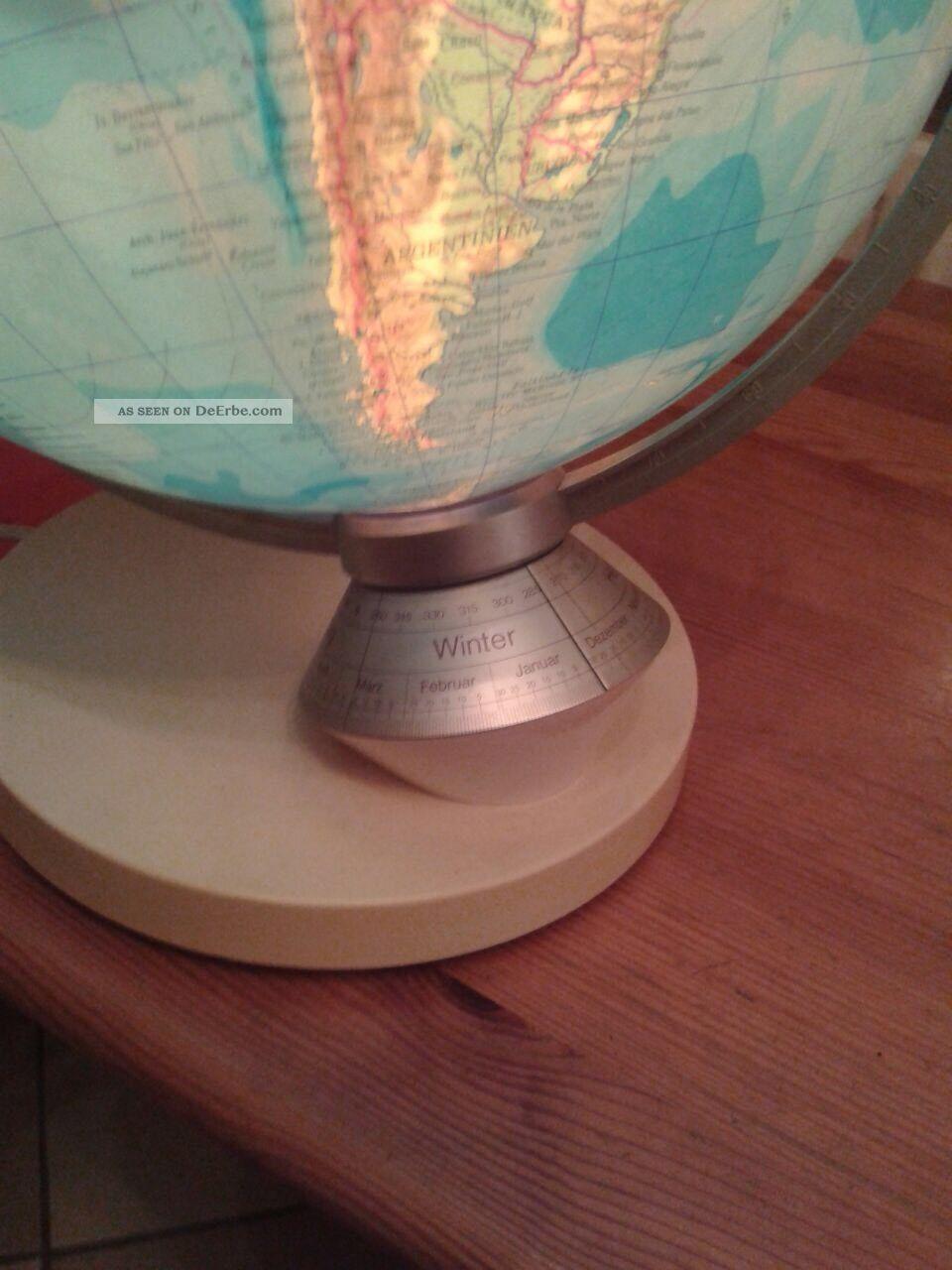 beleuchteter globus columbus von paul oestergaard. Black Bedroom Furniture Sets. Home Design Ideas