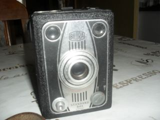 Antike Fotokamera Bild
