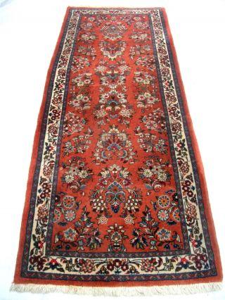 Villenauflösung Prezioso Persian Saruq 206cm X 83cm Bild