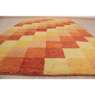 Schöner Handgeknüpfter Orientteppich Gabbeh Carpet Rug 190x130cm Gabbeh Rug 226 Bild