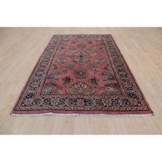 Prachtvoller Handgeknüpfter Orientteppich Us Blumen Design 164x97cm Carpet 265 Bild