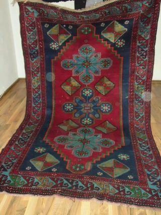 Orientteppich Alter,  Old Shirwan - Kazak