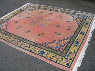 Antiker China Teppich Ca,  298 X 248 Cm 1.  - Bild