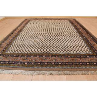 Traumhafter Handgeknüpfter Orientteppich Kaschmir Tappeto Rug 175x245cm Mir 253 Bild