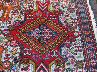 Orientalischer - Schiraz - Teppich 208 X 124 Cm Südpersien Bild