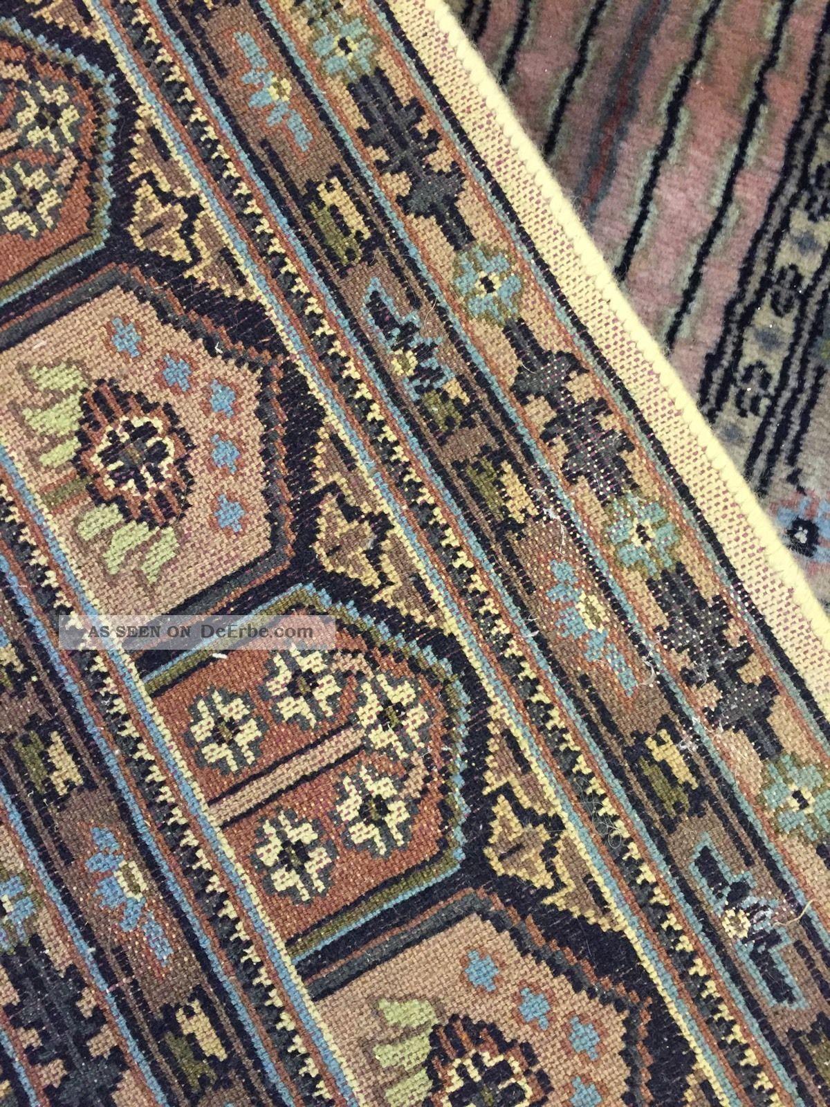 Orientteppich, Teppich, Rug, Kashmir Mit Seide 282×185