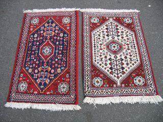 2 Alte Sarughs Aus Persien Ein Preis Je Ca,  100 X 60 Cm 1.  - Bild