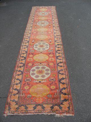 Antiker Khotan Aus Ostturkestan Ca,  428 X 90 Cm 1.  - Bild