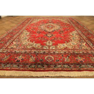 Prachtvoller Handgeknüpfter Perser Orientteppich Tappeto Carpet Rug 220x330cm Bild