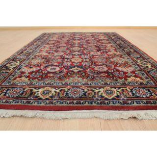Wunderschöner Handgeknüpfter Orientteppich Herati Kaschmir Tappeto 90x175cm 234 Bild