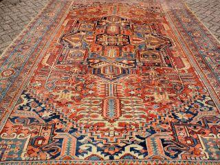 Antiker Orientteppich (perserteppich) H - Er - I Bild