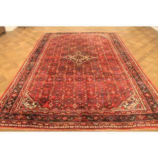 Wunderschöner Alter Handgeknüpfter Perser Orientteppich Malayer Kurde 220x320cm Bild
