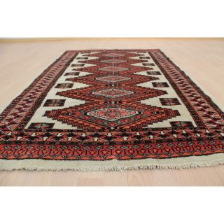 Prachtvoller Handgeknüpfter Orientteppich Buchara Yomut Tapis 100x160cm Rug 220 Bild