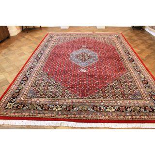 Prachtvoller Handgeknüpfter Orient Palast Teppich Kaschmit Herati 260x350cm Bild