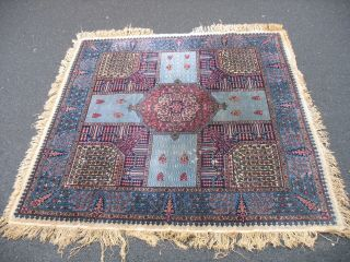 Antiker Feiner Teppich Aus Der Türkei Ca,  175 X 172 Cm 1.  - Bild