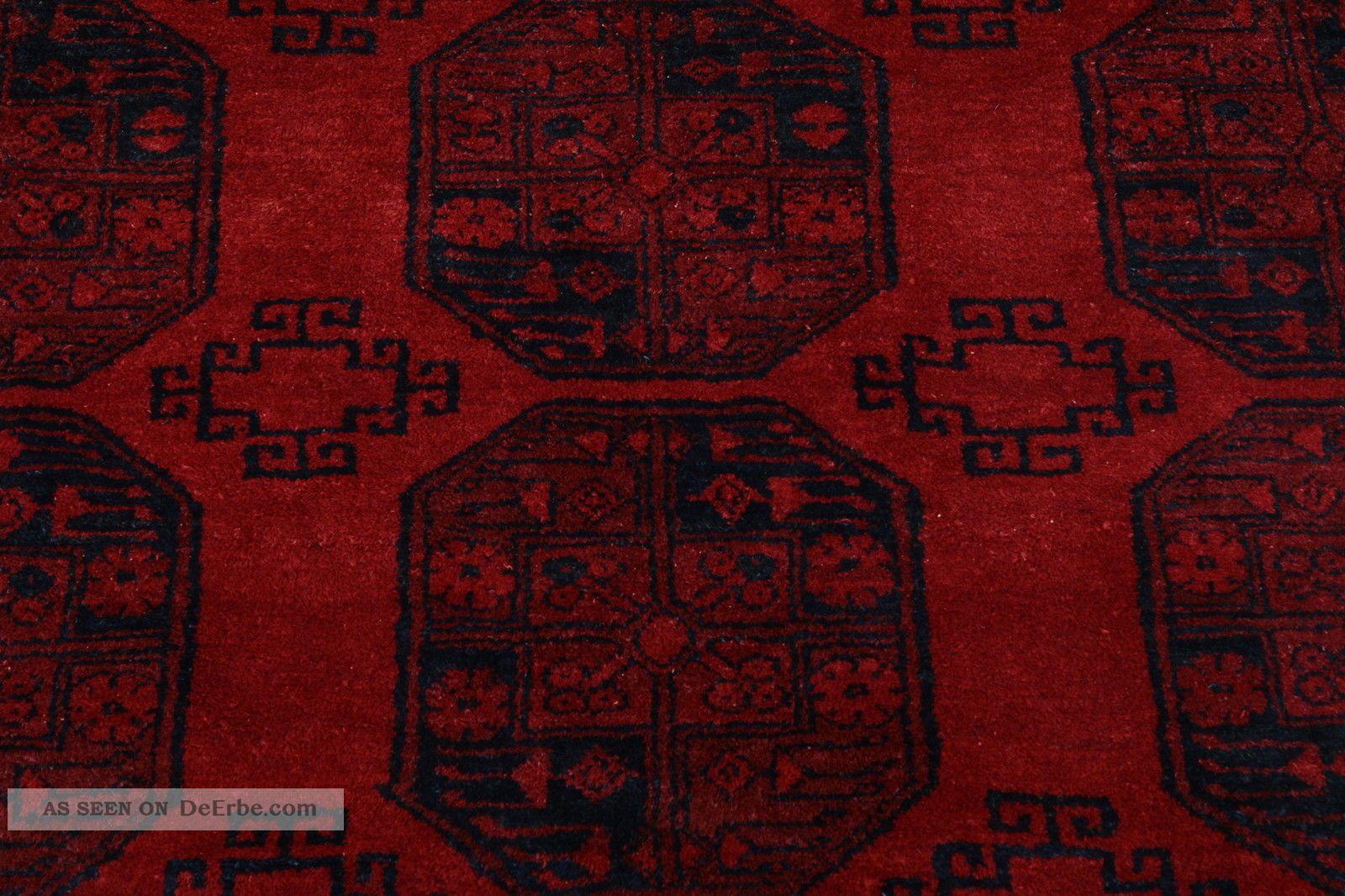 afghanischer teppich ca 350 x 246 cm gereinigt. Black Bedroom Furniture Sets. Home Design Ideas