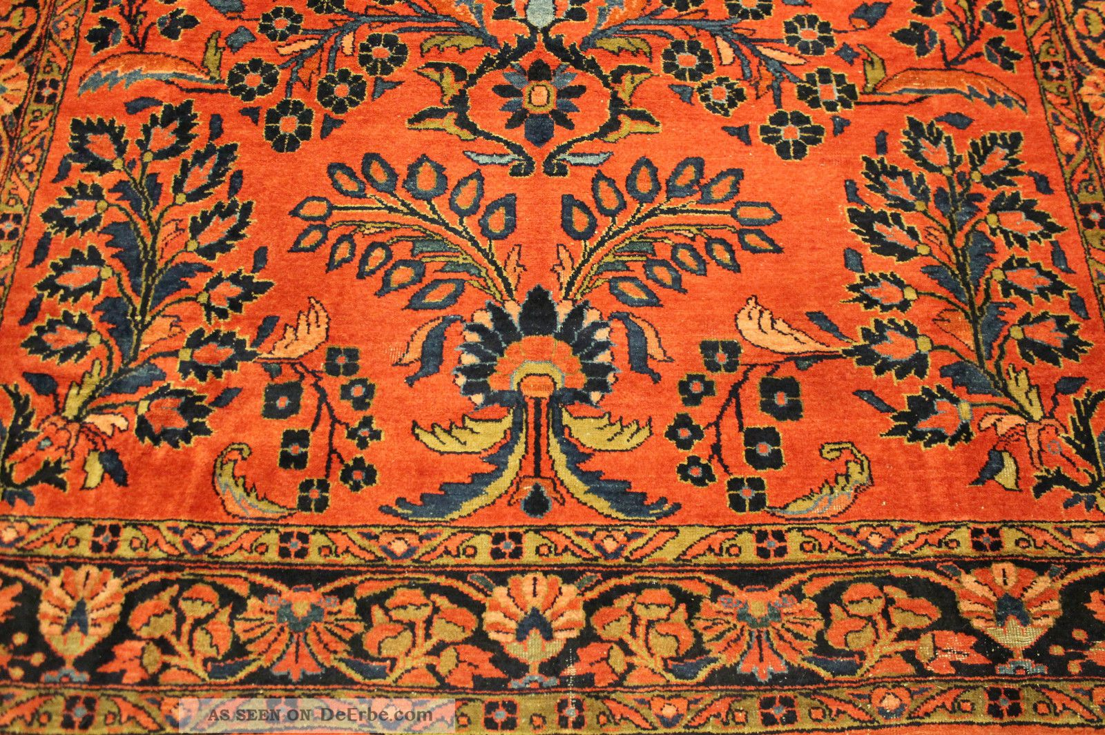 Antiker Alter Us Lilian 370x225cm Orient Jugendstil