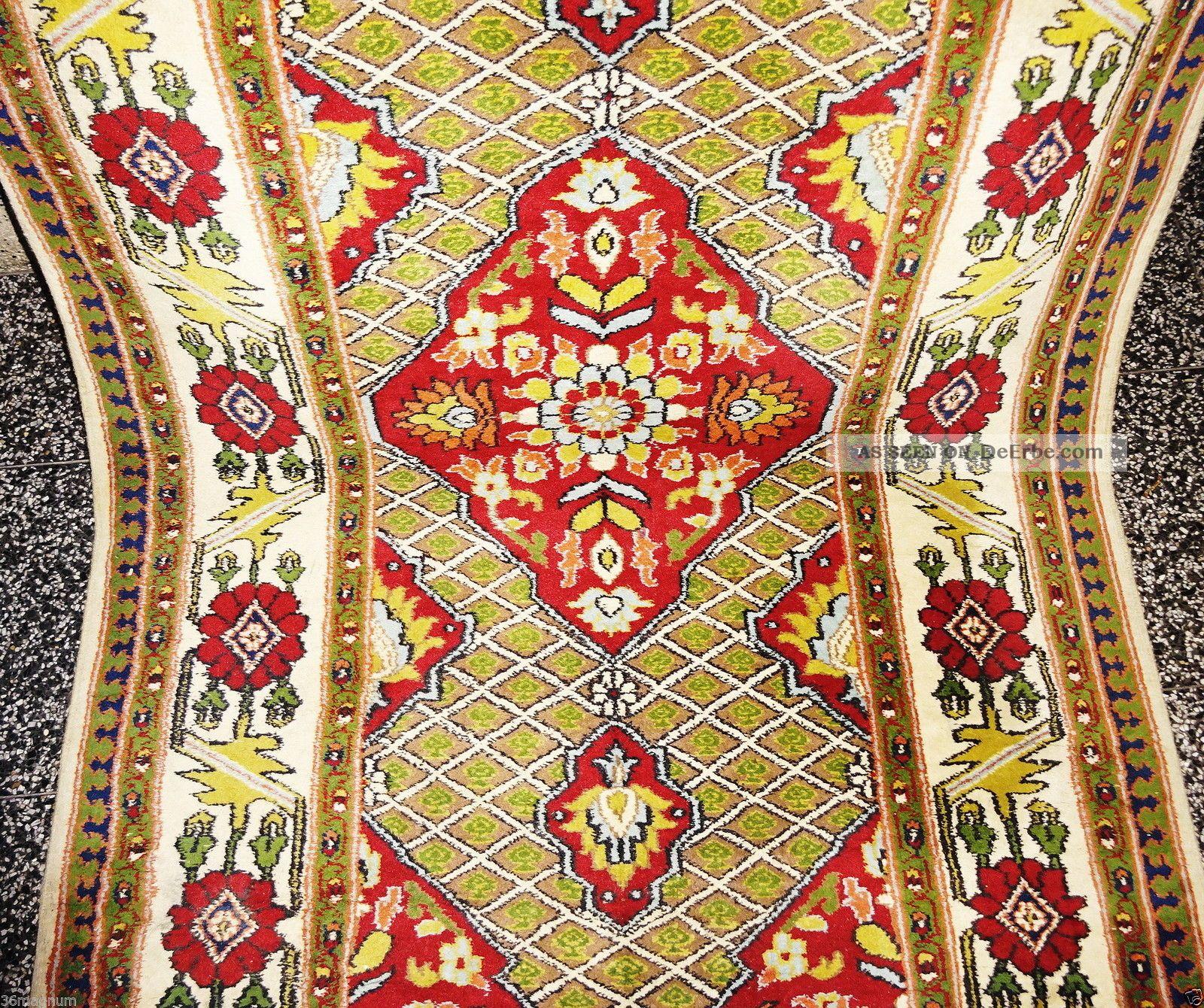 Echte Handgeküpfte  Antiker  Azeri Teppich Top Ware
