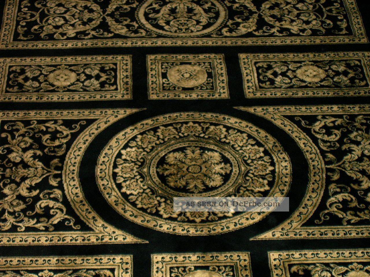 Orientteppich Beluchi Schwarz 1 60 X 2 30 100 Viskose Empire Stil