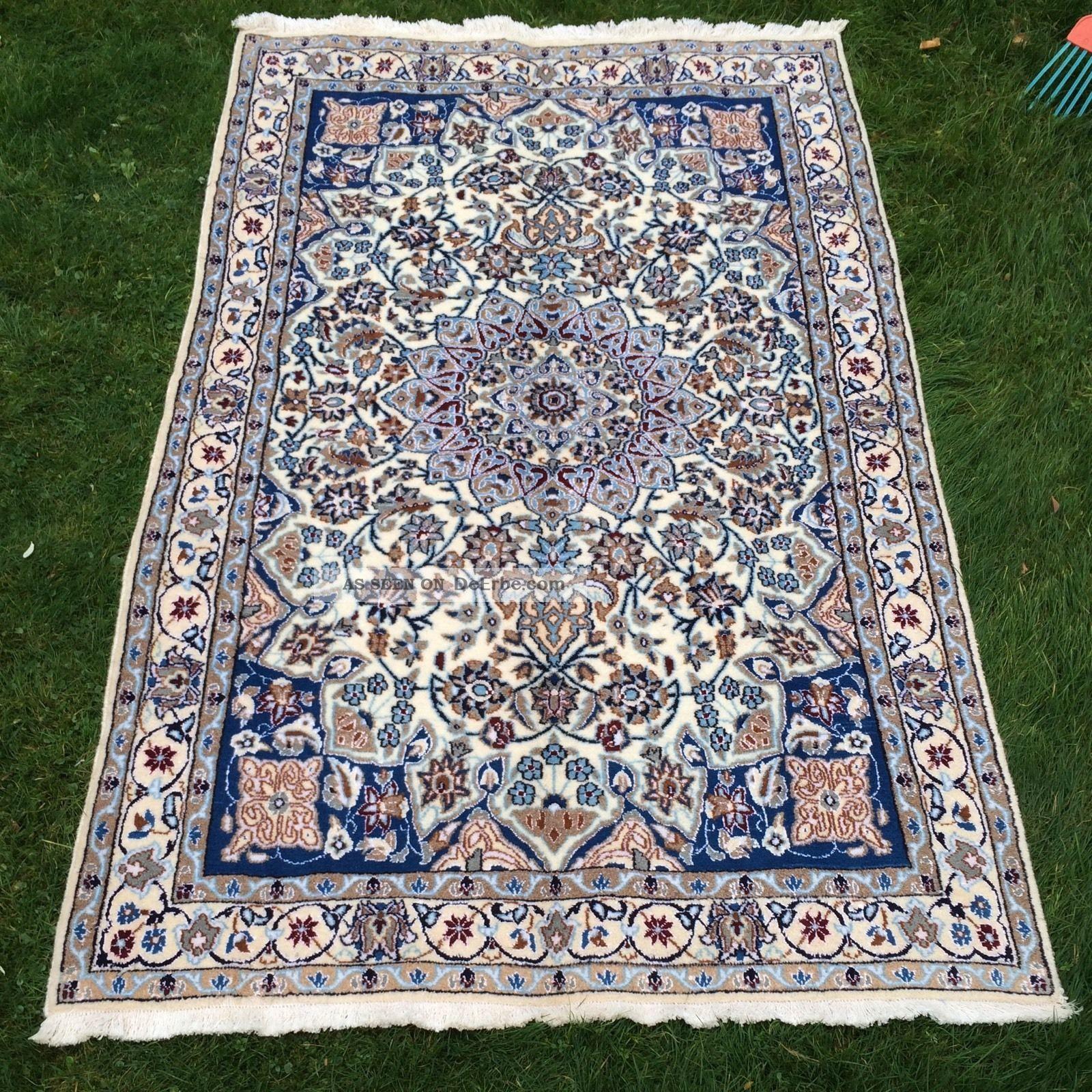 Nain teppich  Teppiche & Flachgewebe - Persische Teppiche - Antiquitäten