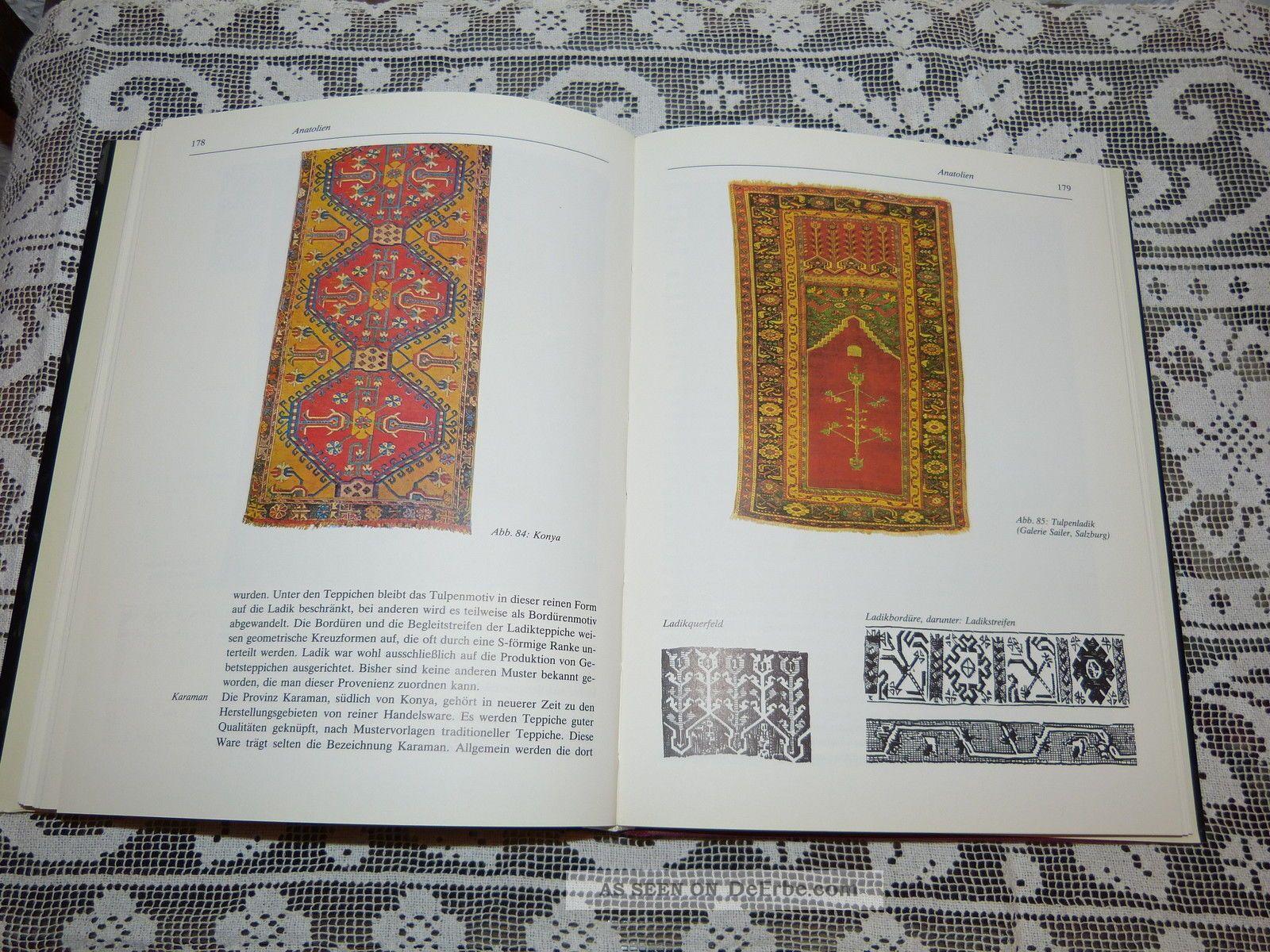 orient teppiche handbuch zum erkennen kaufen und erhalten dieser teppiche. Black Bedroom Furniture Sets. Home Design Ideas
