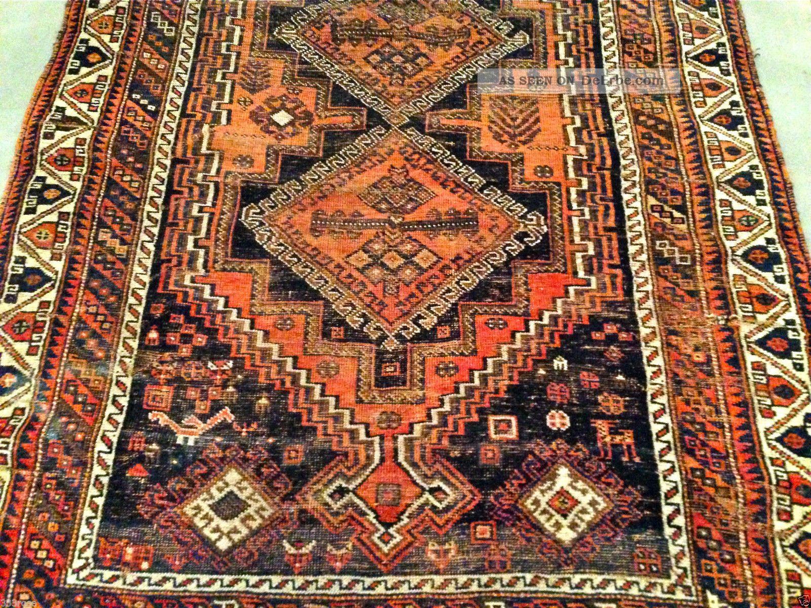 Orientteppich antik  Teppiche & Flachgewebe - Persische Teppiche - Antiquitäten