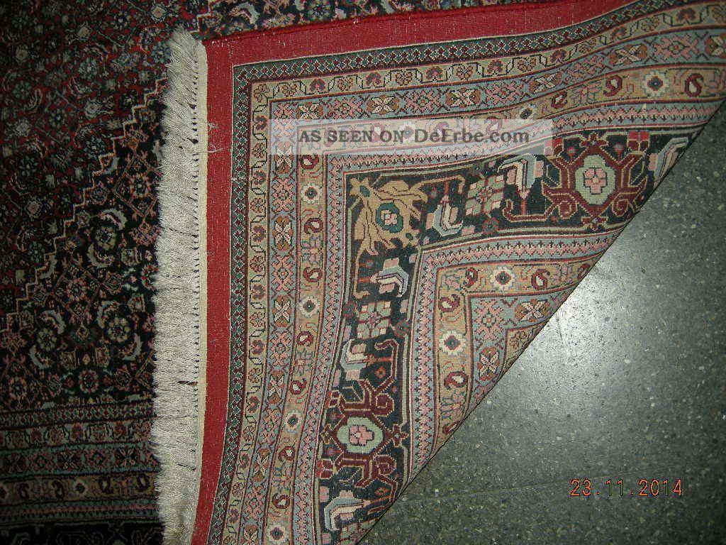 Großer Orient Teppich Reine Wolle Aus Nachlass 395cm X 300cm