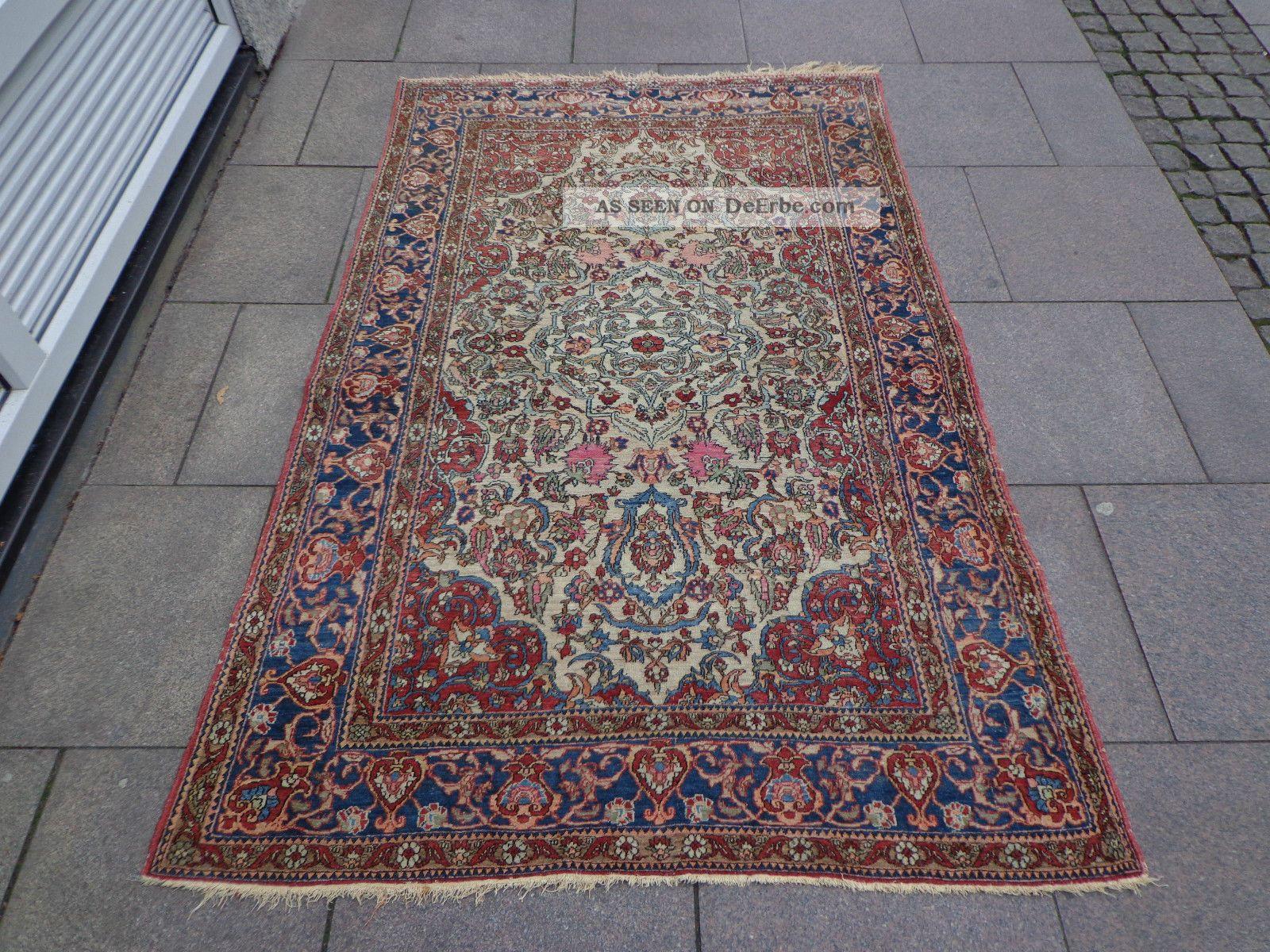 Orientteppich antik  Teppiche & Flachgewebe - Antiquitäten